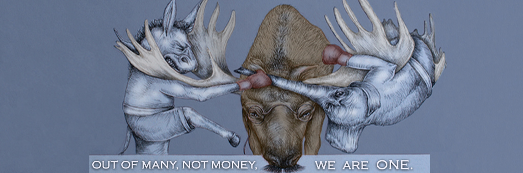 Bull Moose Voters Super Pac Website Header