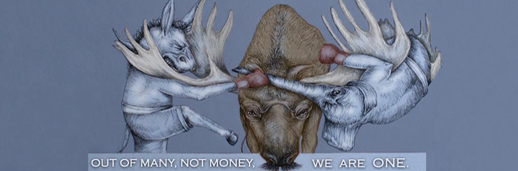 Bull Moose Voters Super Pac Website Header